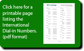 Print International Numbers